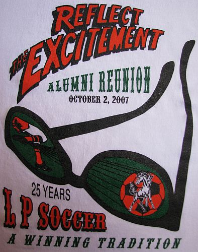 Reflect The Excitement T-Shirt